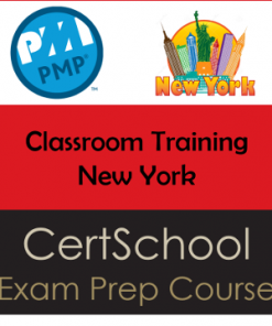 PMP Certification Training in NY